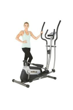 Fitness Reality E5500XL Magnetic Elliptical Trainer - Gray