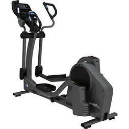 Life Fitness E5TC-XX00-0106 E5 Cross-Trainer with Track Conn