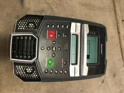 e614 elliptical trainer control panel only