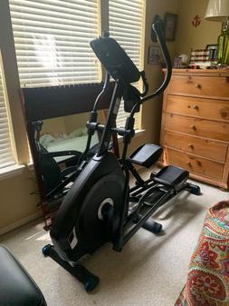 nautilus e616 elliptical trainer used