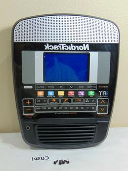 NordicTrack E7.7 Pro Elliptical Used Display Console Assembl