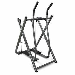 Elliptical Glider Machine Sports Fitness Exercise Trainer w/