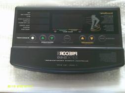 Precor EFX Elliptical Model 546  Display Console Switch Pa