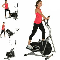 Elliptical Cardio Exercise Machine Indoor Fitness Training G