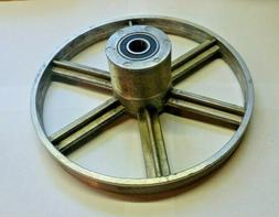 "Elliptical Ev9.16 Intermediate Pulley 91/2"" Nautilus parts,"