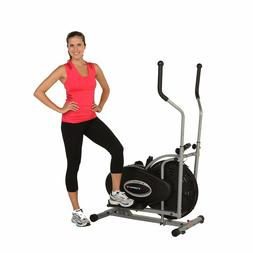 Elliptical Exercise Cardio Machine Home Gym Workout Fitness