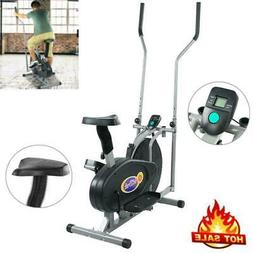 Elliptical Exercise Fitness Trainer Indoor Workout Machine G
