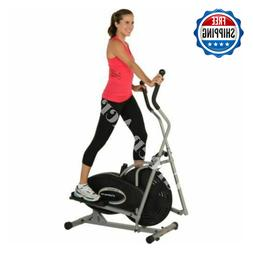 Elliptical Exercise Fitness Trainer Workout Machine Gym Card