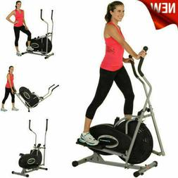 ELLIPTICAL EXERCISE INDOOR Fitness Trainer Workout Machine G