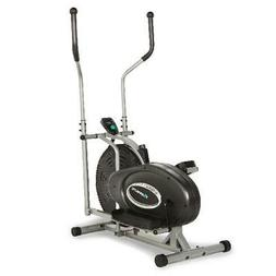 ELLIPTICAL EXERCISE INDOOR Fitness Workout Machine Home Gym