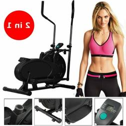 Elliptical Exercise Machine Cross Trainer Home Gym Workout E