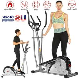Elliptical Exercise Machine Fitness Trainer Cardio Home Gym