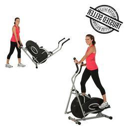 Elliptical Exercise Trainer Machine Air Stepper Bike Cardio