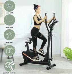 Elliptical Machine Cardio Fitness Equipment Adjustable Magne