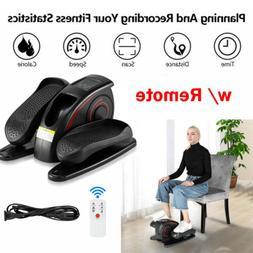 Elliptical Machine Leg Trainer Remote Control Indoor Exercis