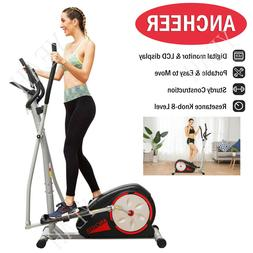 Elliptical Machine Trainer Compact Life Fitness Exercise Equ