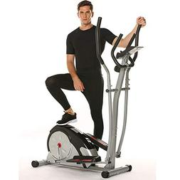 Aceshin Elliptical Machine Trainer Compact Life Fitness Exer
