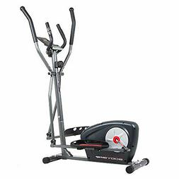 Body Champ New Elliptical Machine Trainer Magnetic Smooth Qu