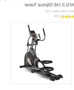 elliptical new - AFG 3.1AE includes mat