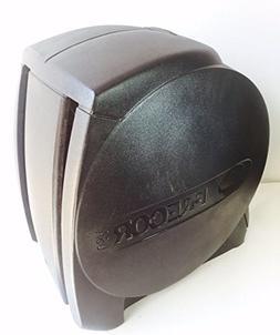 Precor Elliptical Rear Rubber Adjustable Foot Endcap Leveler PPP000000044916102