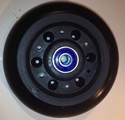 Elliptical Replacement Wheel, G u a r a n t e e d from break