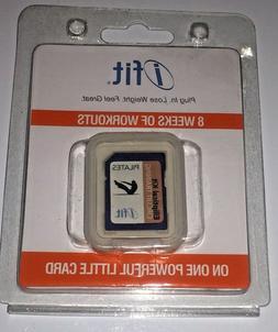 Elliptical SD Card iFit Programs 8 Weeks of Circuit Training
