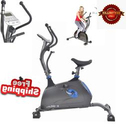 Body Rider Elliptical Trainer and Exercise Bike with Seat Ho