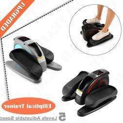 Elliptical Trainer Electric Exercise Bike 5 Speed Leg Workou