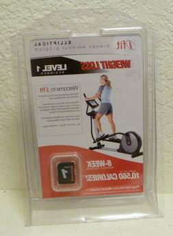 ifit Elliptical Weight Loss 8 Week Workout Program SD Card L