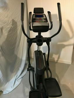 endurance elliptical model 520e good used