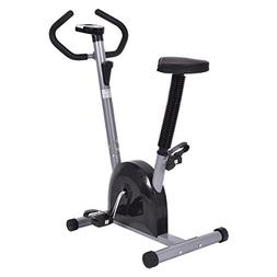 Goplus Exercise Bike Cardio Fitness Cycling Machine Gym Work
