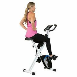 Exercise Bikes ProGear 225 Foldable Magnetic Upright Bike wi
