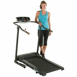 Exercise Machine Walking Jogging Treadmill Hear Rate Pulse E