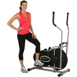 Exerpeutic 260 Air Elliptical Upper Lower Body Home Fitness