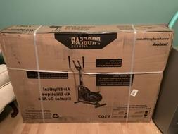 Progear Fitness Air Elliptical. New In Box. Pickup Only.