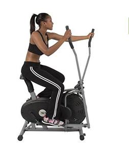 Fitness Equipment-Elliptical Bike For Fitness Training-2 IN