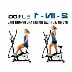 XTERRA Fitness EU100 Elliptical Dual Trainer with Seat