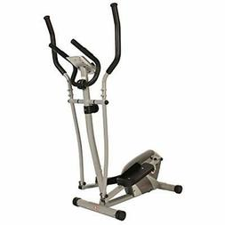 fitness magnetic elliptical trainer machine full body