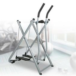 Fitness Step Machines Air Walker Glider Elliptical Trainer W