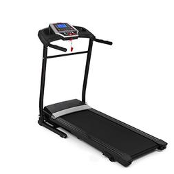 Jaketen Fitness Treadmill 2.25HP Folding Electric Walking Tr