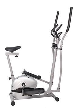 US Pride Furniture FN98010B Gym for Fitness Magnetic Ellipti