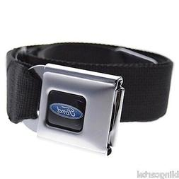 Ford Blue Oval Logo Official Licensed Seatbelt Seat Belt Sty