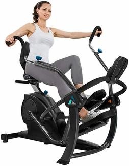 Teeter Free-Step Recumbent Cross Trainer & Elliptical- #1 Ra