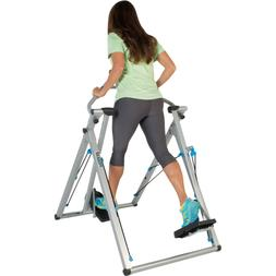 "PROGEAR Freedom 48"" Stride Air Walker Elliptical LS1 with He"
