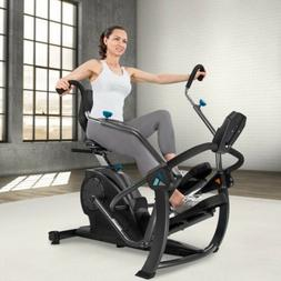 freestep recumbent cross trainer and elliptical