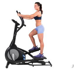 Xterra FS3.5 Elliptical Exercise Machine - Black Black