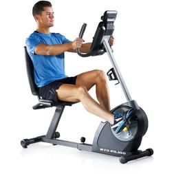 Gold's Gym Cycle Trainer 400 Ri Recumben