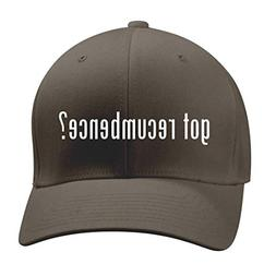 got Recumbence? - A Nice Men's Adult Baseball Hat Cap, Dark