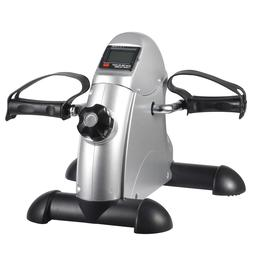 Health&Fitness Under Desk Bike Pedal Exerciser Elliptical w/