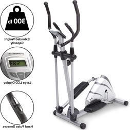 heavy duty magnetic elliptical with optional bluetooth